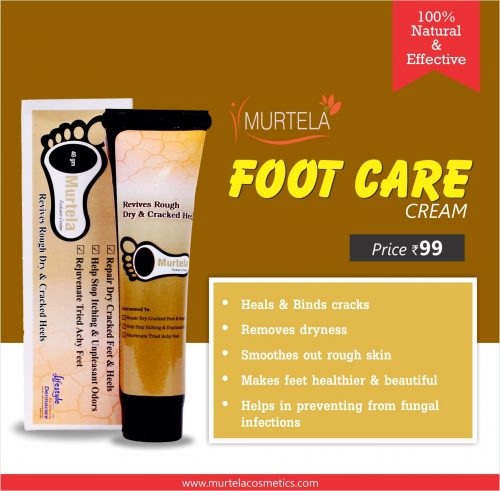 Best Foot Cream in India