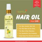 Best Hair Oil For Dry Hair
