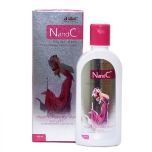 Arlak N and C Vaginal wash