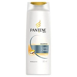 Pantene Lively Clean Shampoo