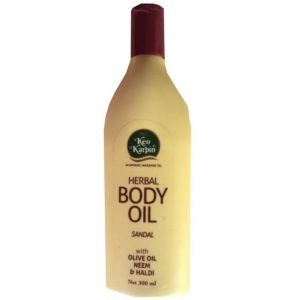 Keo Karpin Herbal Body Oil Sandal With Olive Oil