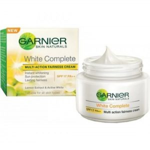 Best Skin Whitening Cream In India
