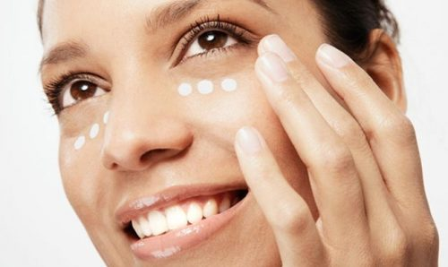 How to use eye creams