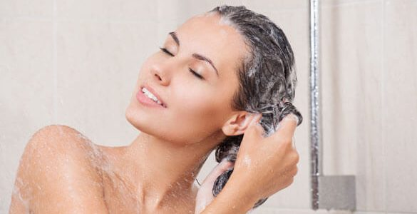 How To Wash Your Hairs With Shampoo & Conditioner