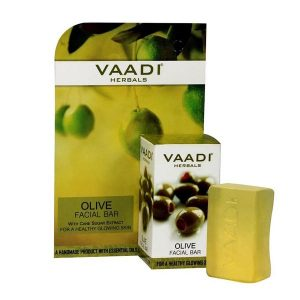 best olive oil soaps in india