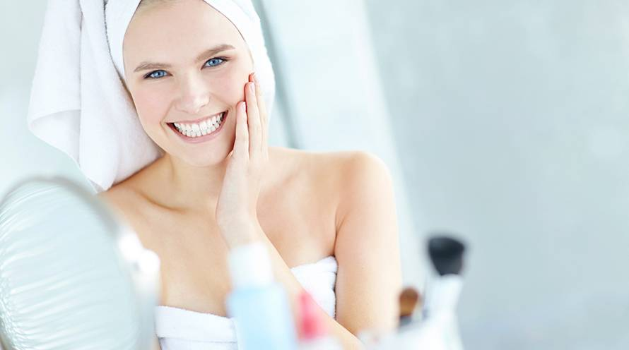 skincare tips in summers