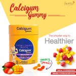 Top Benefits Of Calcium Gummies