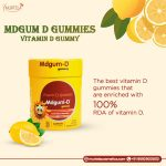 Top Benefits Of Vitamin D Gummies