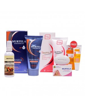 Murtela Family Care Combo (Free Lip Balm)