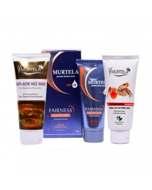 Murtela Men Skin Care Combo