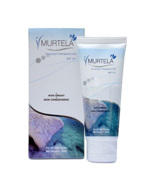 Murtela transparent gel