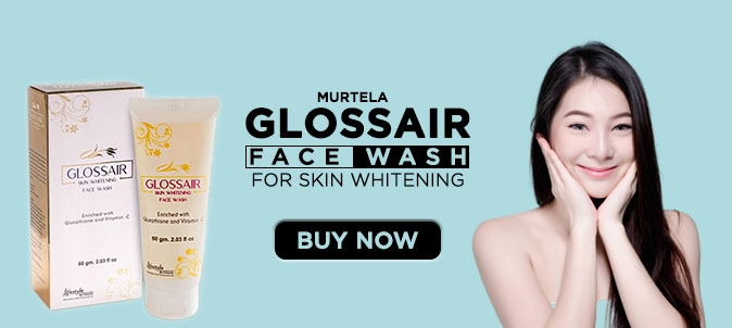 Glossair Face Wash For Skin Whitening