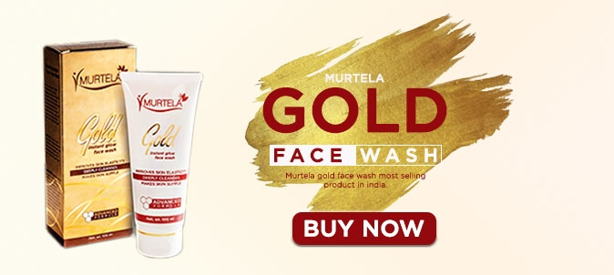 Murtela Gold Face Wash