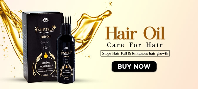 MURTELA HAIR OIL CARE FOR HAIR