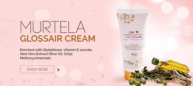 Murtela Glossair Cream