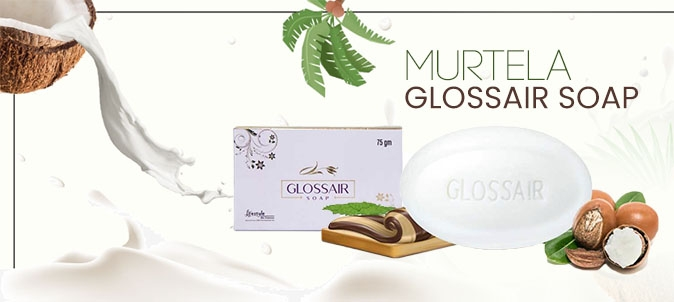 Murtela Glossair Soap